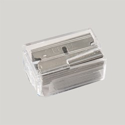 Razor Blade - stainless Steel edge - 10 bl