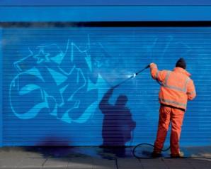 Hexis AG436M Polyester anti-graffiti laminaat 50m x 1370mm