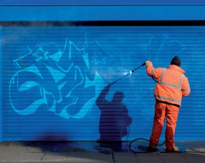 Hexis AG700 Polyester anti-graffiti laminaat 50m x 1370mm