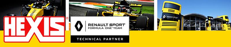 Hexis - Renault Formule1