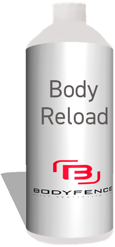 Body Reload  in verstuiver