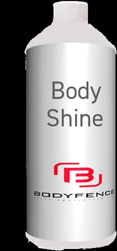 Body Shine Cream