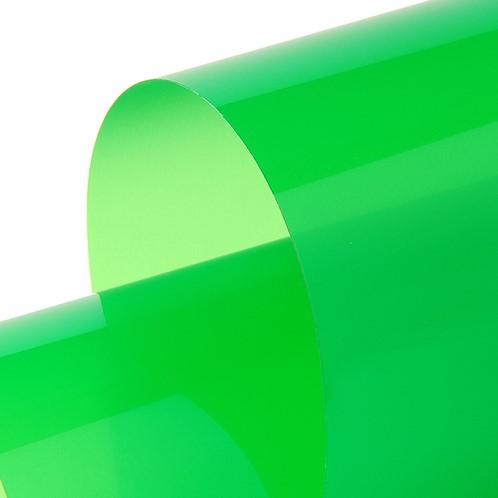 Hexis Cristal C4429 Unie groen 1230mm
