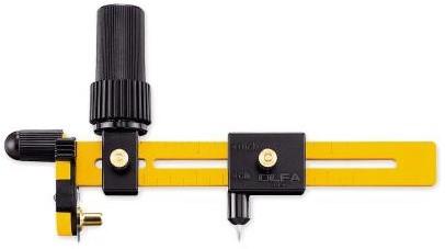 OLFA RTY Compass Cutter, CMP-3