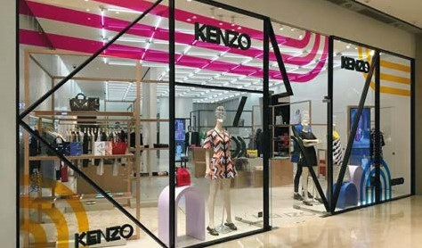 Cristal C4000 Applicatie - Kenzo China