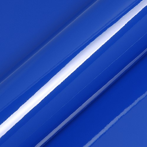 Hexis Ecotac E3293B Verkeersbord blauw glans 1230mm-1