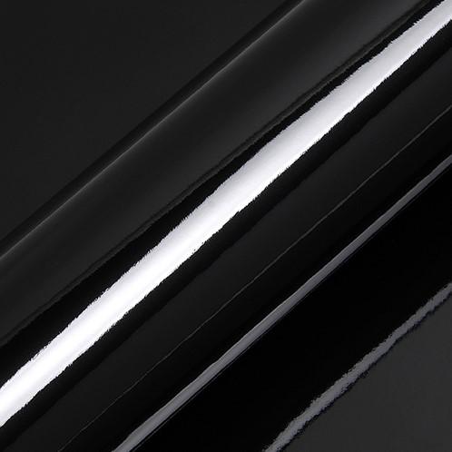 Hexis VCRE3889B Coal Black gloss sterk klevend 1230mm
