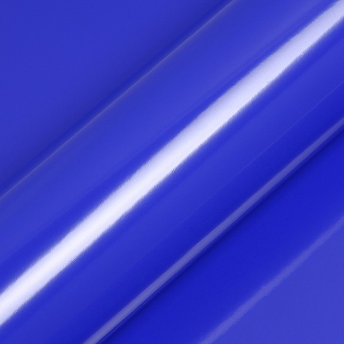 Hexis Ecotac E3ELEB Electric Blue gloss 615mm