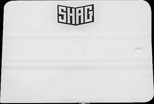 SHAG witte squeegee, hoge hardheid