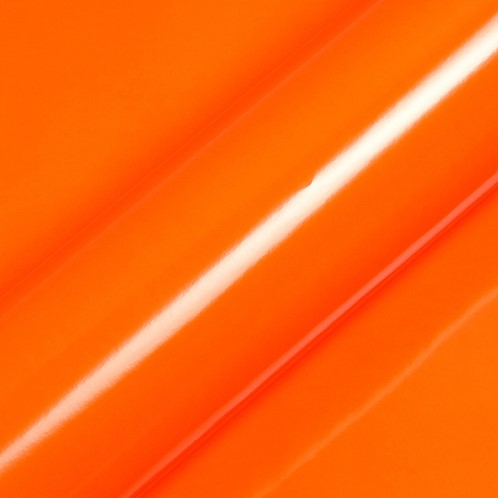 Hexis Fluorescent F614 Fluo Orange 1230mm