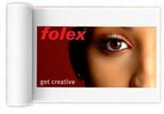 Folex Signolit SPMR Economy polypropylene film, 30m x 1067mm rol van 1,00