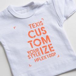 HEXIS Cutflex HFLEX115P oranje 50cm
