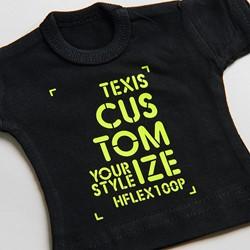 HEXIS Cutflex HFLEX140P neon geel 50cm