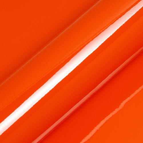 Hexis Skintac HX20165B Mandarin Red gloss1520mm rol van 1,96 str.m.