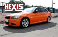 Hexis Skintac HX20165B Oranje rood glans 1520mm-1