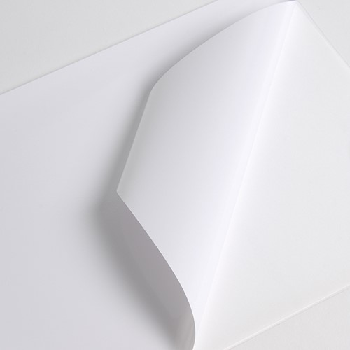 Hexis HX201WG2 Polymeer printmedia 45m x 1050mm