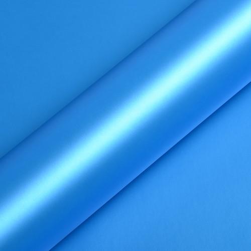 Hexis Skintac HX20219S Ara Blue Metallic satin 1520mm