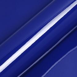 Hexis Skintac HX20280B Saffier blauw glans 1520mm rol van 0,85 str.m.