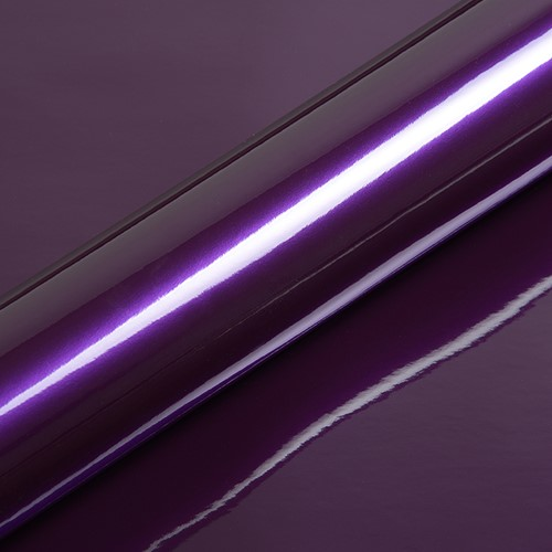 Hexis Skintac HX20352B Elderberry Purple Gloss 1520mm