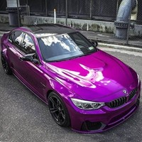 Hexis Skintac HX20352B Elderberry Purple Gloss 1520mm-1