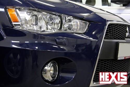 Hexis Skintac HX20532B Donker marineblauw glans 1520mm-1