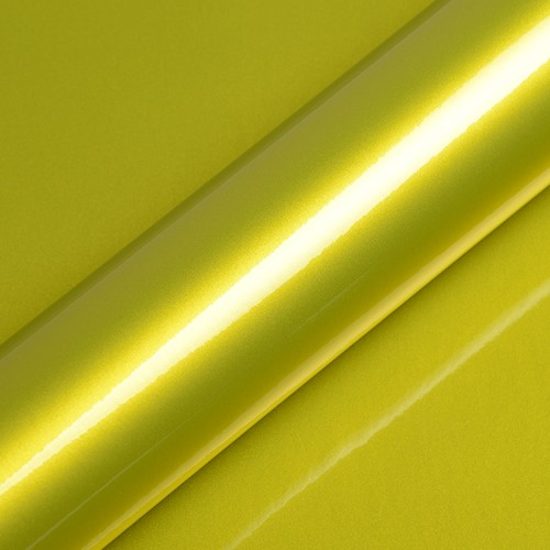 Hexis Skintac HX20558B Geel metallic glans 1520mm-1