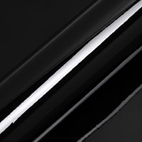Hexis Skintac HX20890B Diep zwart glans 1520mm-1