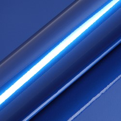 Hexis Skintac HX20905B Blauw metallic glans 1520mm