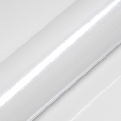 Hexis Skintac HX20BSAB Saturnus wit glans 1520mm rol van 2,90 str.m.