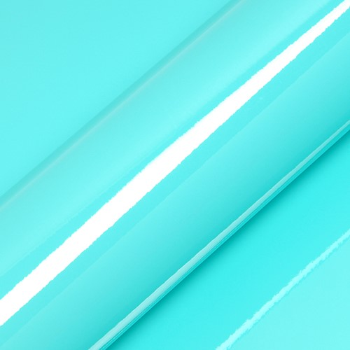 Hexis Skintac HX20BTIB Blauw Tiffany glans 1520mm-1