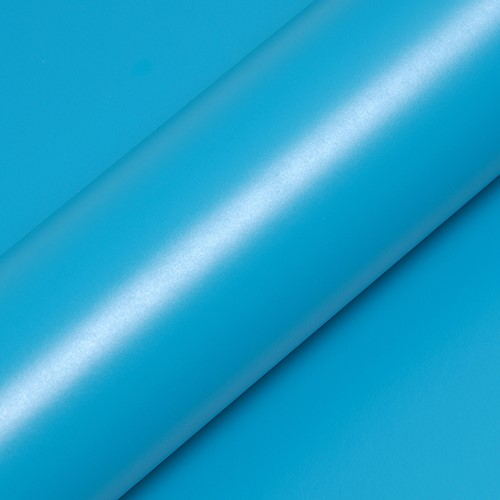 Hexis Skintac HX20BTUM Turquoise Blue matt 1520mm rol van 5,93 str.m.
