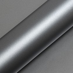 Hexis Skintac HX20G03S Santi Grey Metallic Satin  1520mm rol van 3,90 str.m.