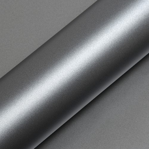 Hexis Skintac HX20G03S Santi Grey Metal satin 1520mm rol van 3 str.m.