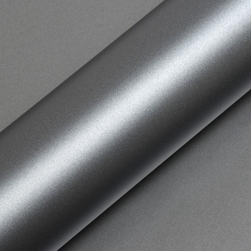 Hexis Skintac HX20G03S Santi Grey Metal satin 1520mm rol van 5 str.m.