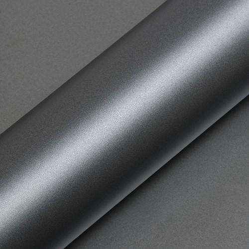 Hexis Skintac HX20G04S Argentic Grey satin  1520mm rol van 2,90 str.m.