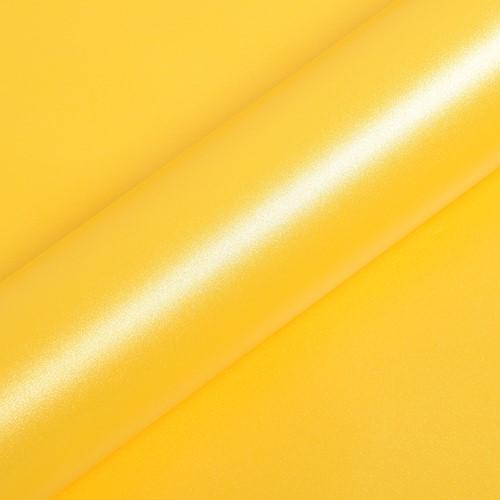 Hexis Skintac HX20JDEM Dehli Yellow Matt 1520mm rol van 9,88 str.m.