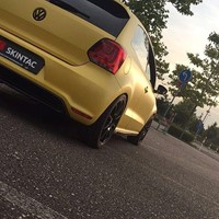 Hexis Skintac HX20JDEM Dehli Yellow Matt 1520mm-1
