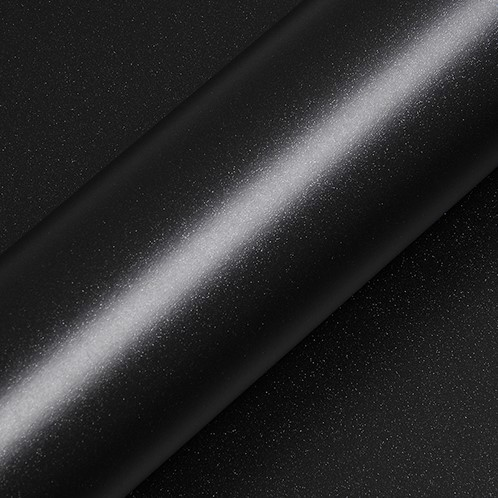 Hexis Skintac HX20NEPM Ebony Sparkle Black matt 1520mm rol van 0,95 str.m.