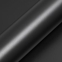 Hexis Skintac HX20NPRM Diep zwart mat 1520mm