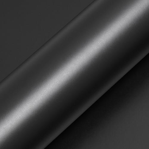 Hexis Skintac HX20NPRM Diep zwart mat 1520mm rol van 1 str.m.