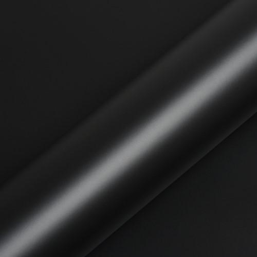 Hexis Skintac HX20NPRS Diep zwart satijn 1520mm-1