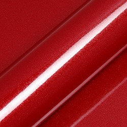 Hexis Skintac HX20RGRB Granaat rood glans 1520mm rol van 3,90 str.m.