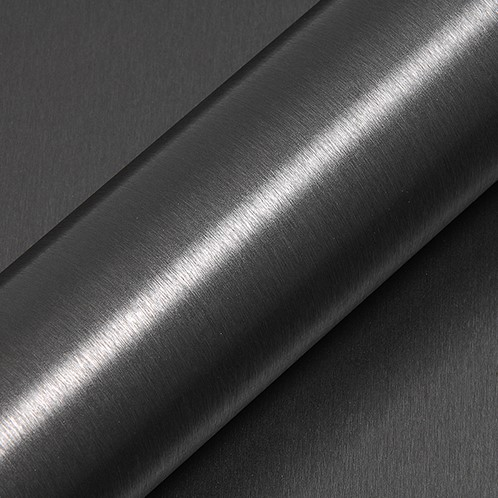 Hexis Skintac HX30BAGANB Anthracite Grey Brushed Alu gloss 1520mm