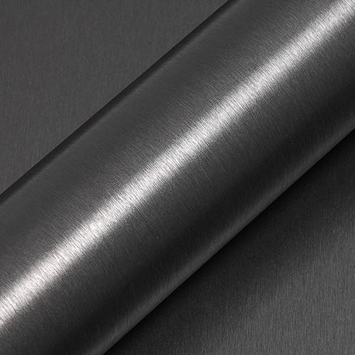 Hexis Skintac HX30BAGANB Geborsteld alu antraciet 1520mm