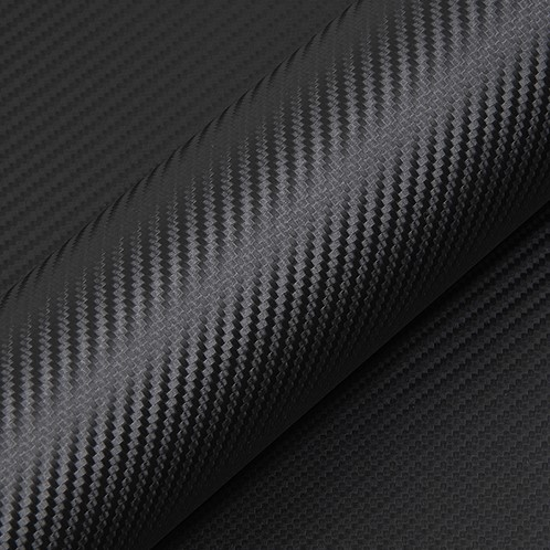 Hexis Skintac HX30CANCOB Raven Black Carbon gloss1370mm