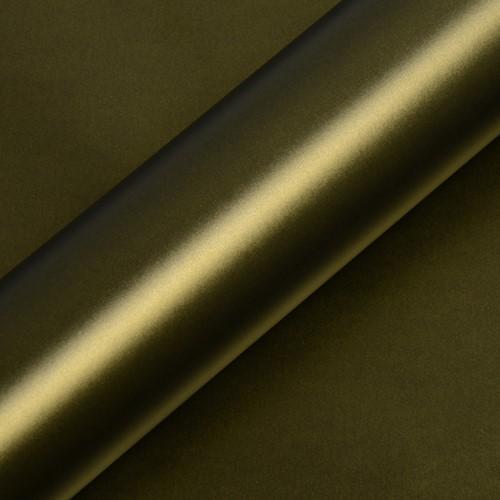 Hexis Skintac HX30N71M Goud zwart mat 1520mm rol van 3,80 str.m.