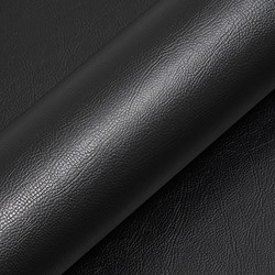 Hexis Skintac HX30PG889B Fijn leer zwart glans 1520mm rol van 2,90 str.m.