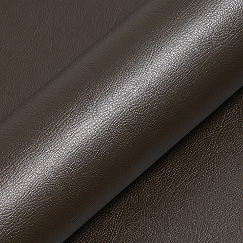 Hexis Skintac HX30PGMBRB Brown Grain Leather gloss 1520mm