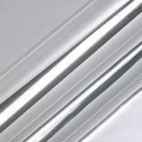 Hexis HX30SCH01B Super Chrome Zilver Gloss, 1370mm-2