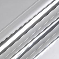 Hexis HX30SCH01B Super Chrome Zilver Gloss, 1370mm rol van 1,10